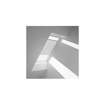 VELUX Plissegardiner - Hvit - 1045