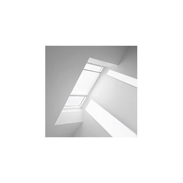 VELUX Plissegardiner - Hvit - 1016