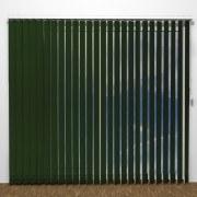 Lamellgardin - LUX Grønn - G1004